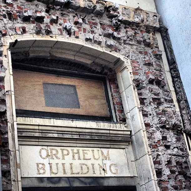 ing - orpheum building (not that one, the other one)