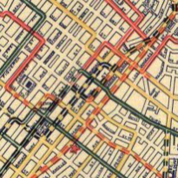 ing - 1906 rail lines, downtown Los Angeles